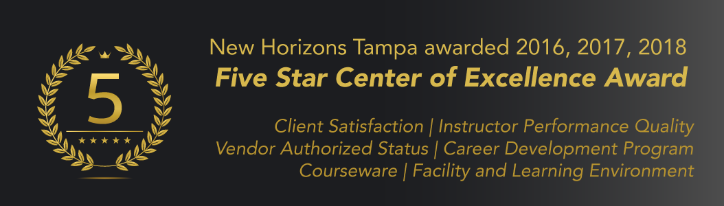 New Horizons Tampa Bay | Computer Training & Certification