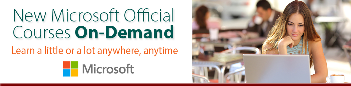 Microsoft Official Courses OnDemand, Tampa Bay