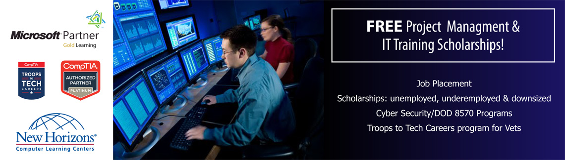 Project Management and IT Training Scholarships