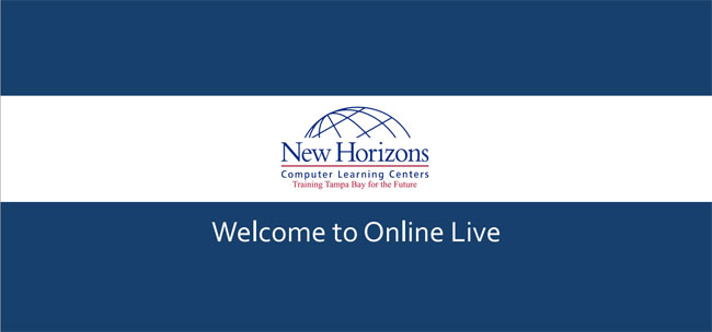 Welcome to Online LIVE